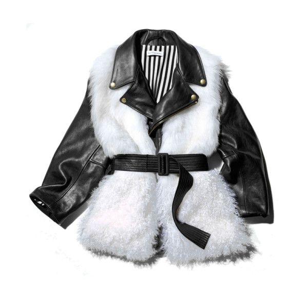 - Altuzarra Barneys New York Custom Leather Jacket, $1000 (starting bid)
