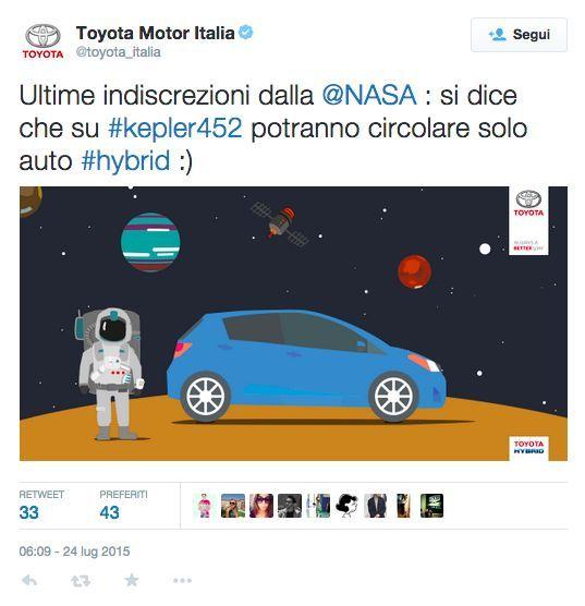 Toyota Kepler