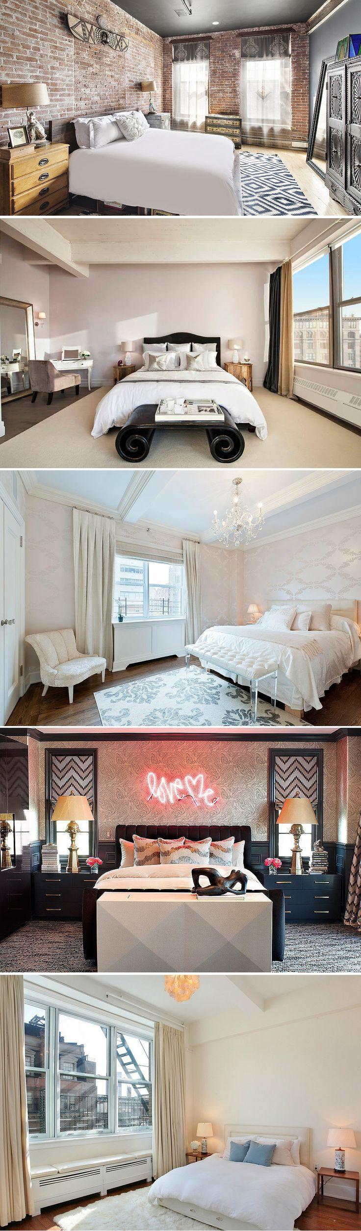 21 Celebrity Bedrooms We Want to Sleep In