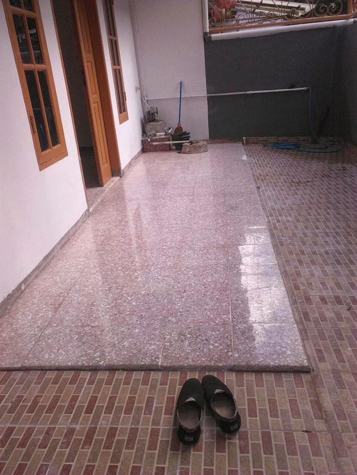 Poles Teraso Gosok Teraso ~ Telp:0811811459_Rp.20.000/m2 Poles Marmer Kristalisasi Terbaik Jakarta