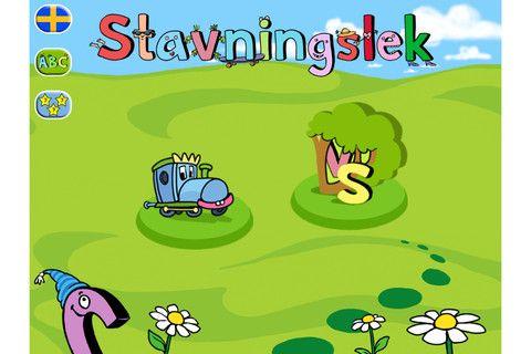 Stavningslek är en svenskproducerad pedagogisk app som lär ut stavning av mer än 300 substantiv, på nio olika språk, och i varierande svårighetsgrader. Här tränar barnen att skriva ord på ett lekfullt och roligt sätt. Learn to read and write in a playful way. Comes with 9 diffrent languages.