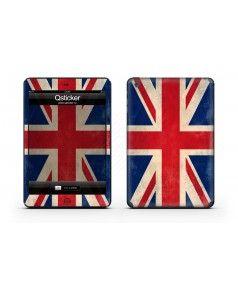 Купить Виниловая наклейка для iPad mini Flag Union Jack (Флаг Великобритании), доставка по Москве и всей РФ.