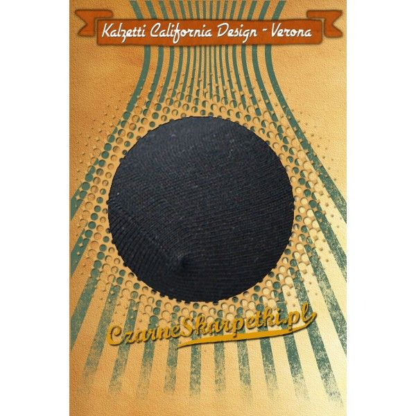 Klasyczne Czarne skarpety - Classic Black socks 14,99 PLN
