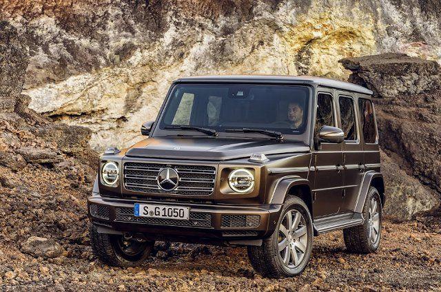 メルセデス新型gクラス Evも設定へ W464型最新情報 Amg G63やディーゼル 価格は New Car 車好き新型車ニュース 動画 Mercedes Benz G Class Mercedes Benz G Wagen