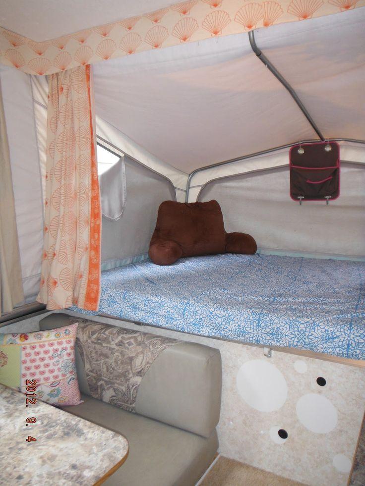 45 Best Images About Pop Up Camper Remodel On Pinterest