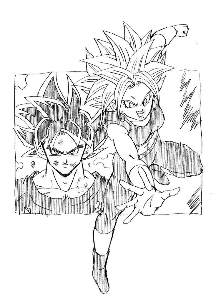 Manga dragon ball multiverse latino dating 6