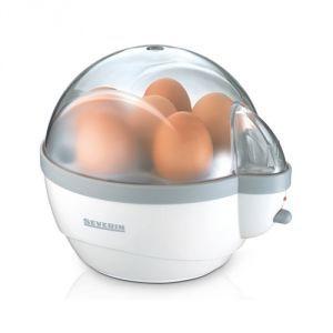 Severing Egg Boiler in White and Grey