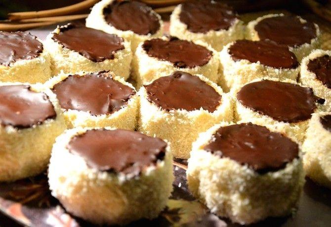 12 olcsó sütemény, amely a kókuszreszeléktől nagyon finom