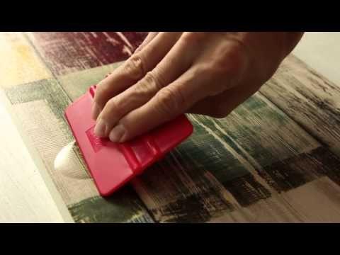 HOW TO: Fjerne luftbobler. Se hvordan du enkellt fjerner luftbobler under og etter montering av kontaktplast