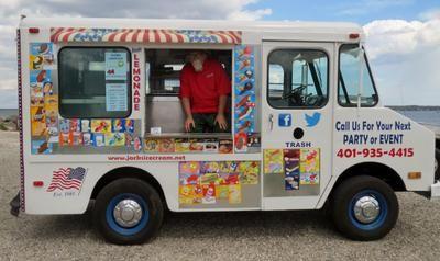 1973 Chevrolet P20 Factory Ice Cream Truck 12 23 2014