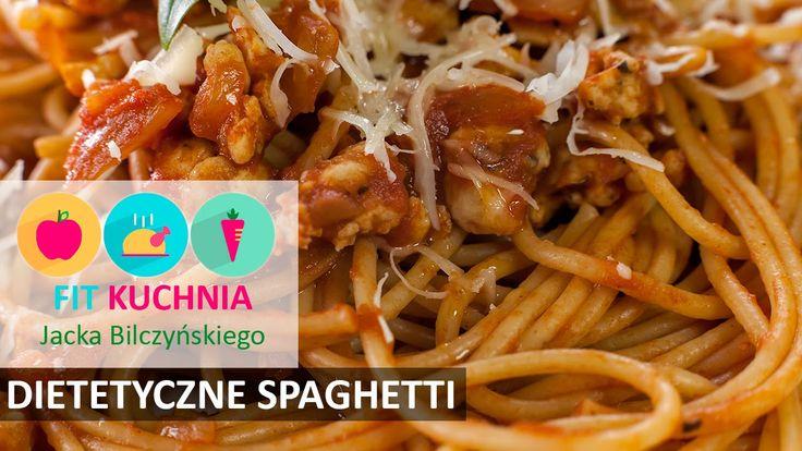 Makaron w niskokalorycznej odsłonie https://www.youtube.com/watch?v=-FXOmFzSd0M #przepis #spaghetti #dieta #zdrowie #FitKuchnia
