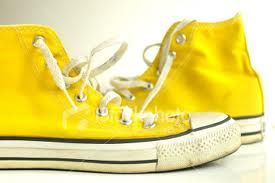 #yellow #shoes