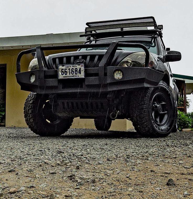 Terracan off road bumper 4x4