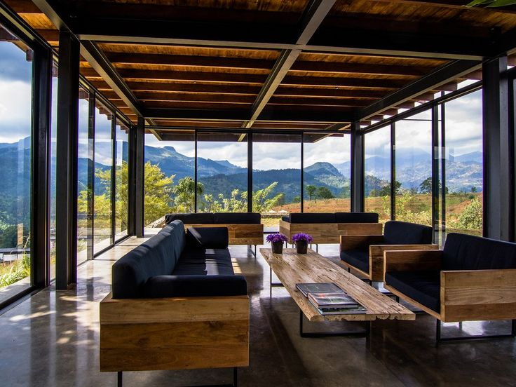 Set on a working tea estate, Sri Lanka's first high-end wellness resort has Ayurvedic-based spa treatments and a chef who serves exceptional vegan dishes (and plenty of biodynamic wine).