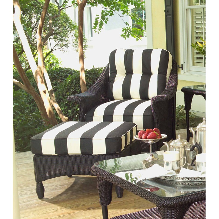 Lloyd Flanders Embassy Wicker Lounge Chair With Images Wicker