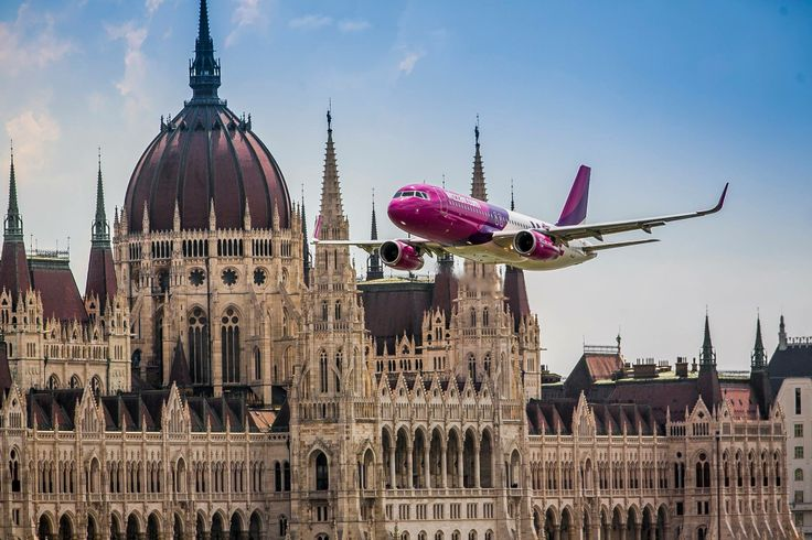 Wizzair is one of the budget airlines to fly to the main airport (Liszt Ferenc Airport: BUD) in Budapest, Hungary