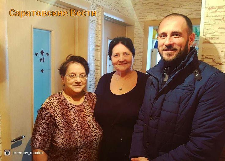 "...спасибо жителям совхоза ""Комбайн"" за тёплый прием и за доверие...#АртемовМаксим #НеКандидатНеДепутат"