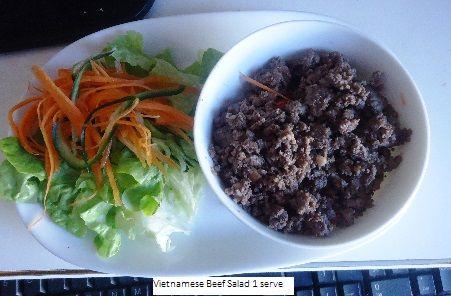 Optifast Recipe @ Optifast Website Vietnamese Beef Salad