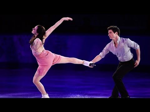 Rise - Tessa Virtue and Scott Moir (Katy Perry)