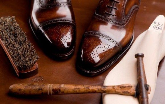 How To Polish Dress Shoes Kiwi