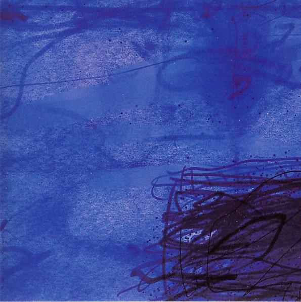 Shinro Ohtake 大竹伸朗 2001 Sylvian / Fripp (David Sylvian  Robert Fripp) - Damage [Virgin 724381103029] #booklet