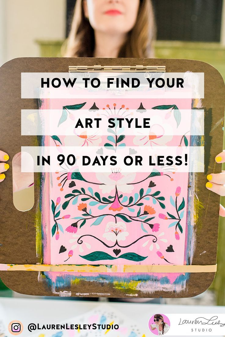 Find Your Art Style In 90 Days Or Less Find Your Drawing Style Lauren Lesley Studio Fashion Art Art Style Challenge Different Art Styles