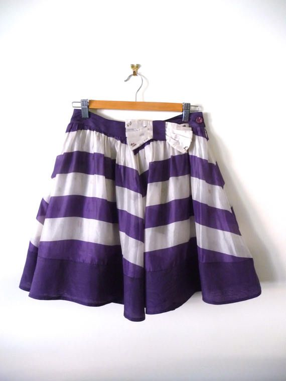 Alannah Hill The Honey Darling Skirt Silk Skirt