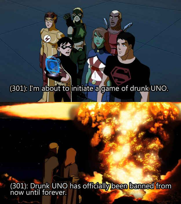 15 Drunk Texts The Young Justice League Probably Sent - BuzzFeed