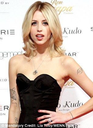 Introducing the Satanic sex cult that's snaring stars such as Peaches Geldof | Mail Online | Ye Olde Journalist