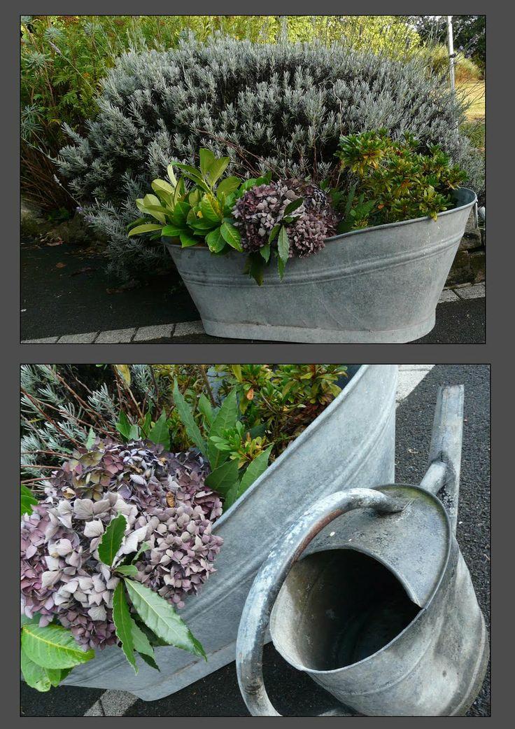 Les 76 meilleures images propos de balconni res sur pinterest jardins persique et jardinage - Pinterest deco jardin recup ...