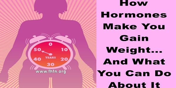 how to lose weight with hormone imbalance