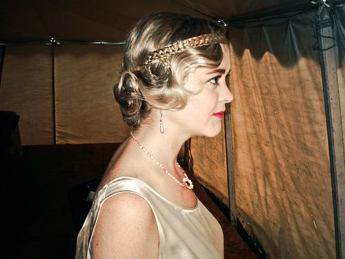 Best 25+ Flapper Hairstyles Ideas On Pinterest