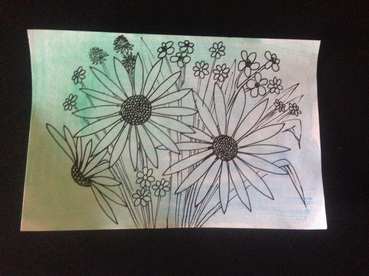 Day 31: flower bouquet