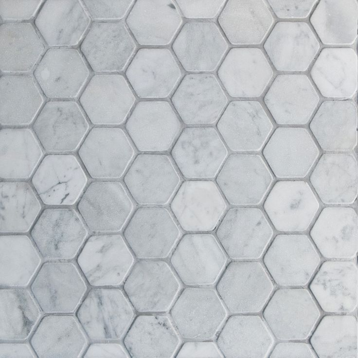 Builddirect Gl Stone Tile Hexagon Pattern Natural Mosaics