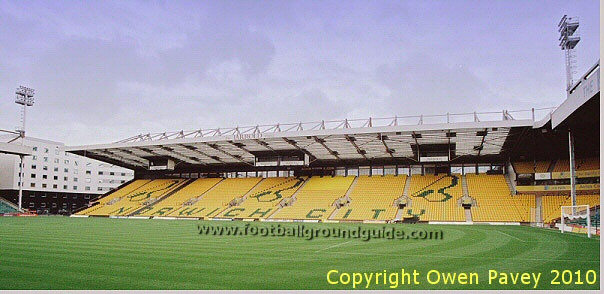 Carrow Road, Norwich City FC