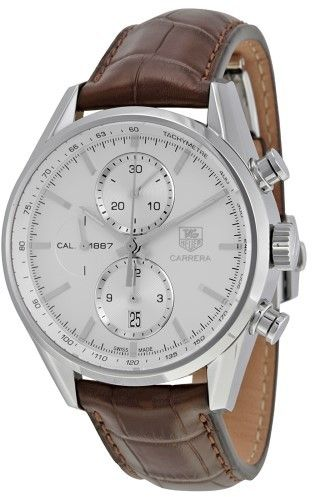 Tag Heuer Carrera Automatic Chronograph Men's Watch CAR2111.FC6291