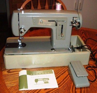 SearsKenmoreModel40zigzagsewingmachine Sewing Machine Impressive Sears Kenmore Sewing Machine 5186