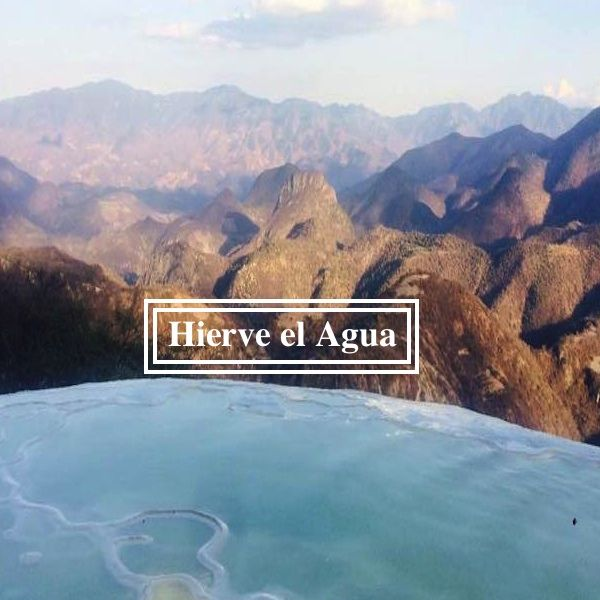 Hierve el Agua, Mexico - Guide to the best view in Mexico. Oaxaca