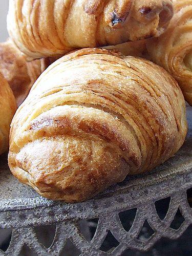 Mamma li turchi ovvero pane non croissant ;-)