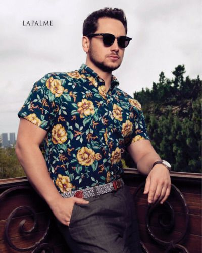 Matt McGorry for LaPalme Magazine 2016