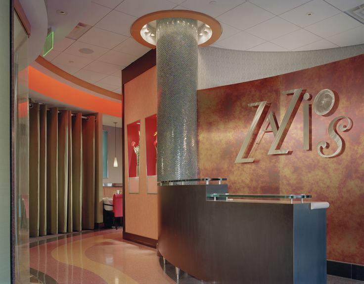 SKP Design Restaurant Zazios Kalamazoo MI