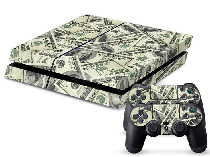 Included in package: - 1 x PS4 console skin - 2 x PS4 controller skins Features: - Protect PS4 from scratching and other abuse - Easily attaches to console surface - Easily removes, no glue or stains