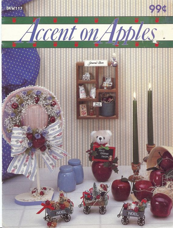 1000 images about apple decor on pinterest for Home interiors apple orchard collection