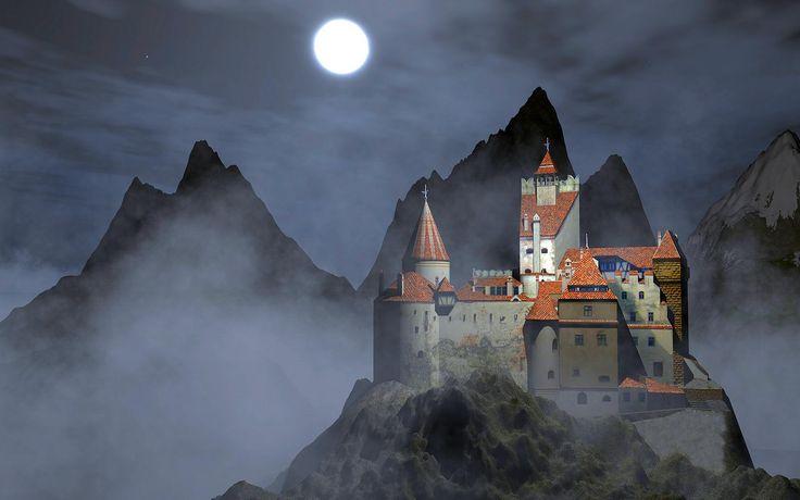 Cazare Brasov, obiective turistice Brasov, castelul Bran.
