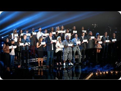 "The coaches and artists pay tribute to the Connecticut shooting victims with Leonard Cohen's ""Hallelujah.""    Subscribe to The Voice: http://full.sc/HbIXEY    Mondays and Tuesdays 8/7c on NBC    Get more of The Voice  The Voice: http://NBC.com/The-Voice/  Full Episode: http://www.nbc.com/the-voice/video/  Like The Voice: http://Facebook.com/NBCTheVoice  F..."