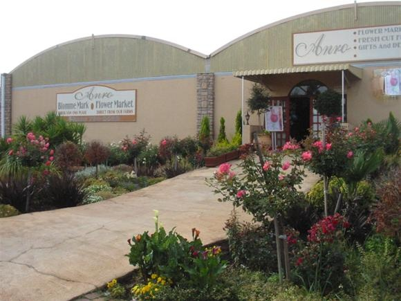 Anro Flower Market Speaking Roses SA