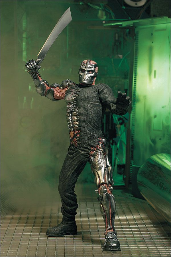 Jason X (2001) - Jason action figure