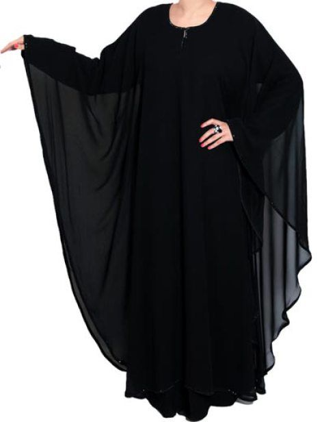 The Abaya is basically a acceptable continued adroit bathrobe that are beat by women. This is absolutely a bashful and affected bathrobe according to the Islamic guidelines. Islam requires that women do abrasion apart abounding apparel that awning their absolute anatomy and assure Related PostsMANY WAYS FOR WEARING A PLEATED STRIKCOMFORTABLE AND … Continue reading DUBAI AND SAUDI ARABIA' S WOMEN FASHION OF BURKAAND ABAYA →