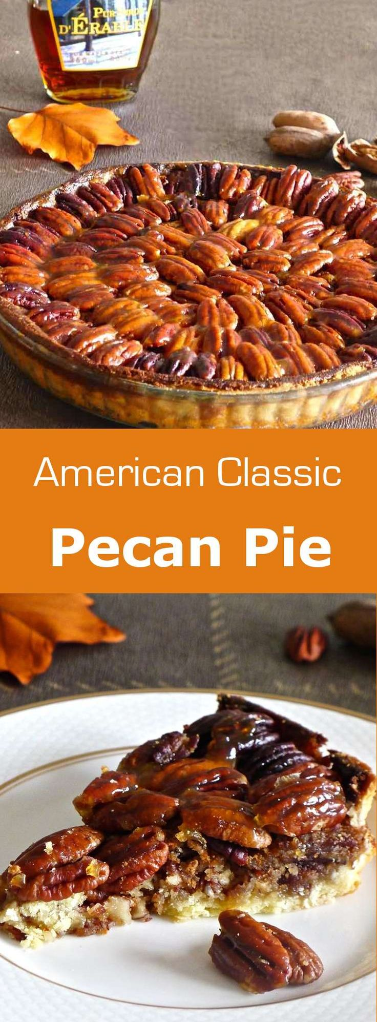 Some attribute the origin of pecan pie to Louisiana, while others claim the…
