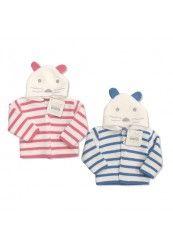 Baby stripes cardigan